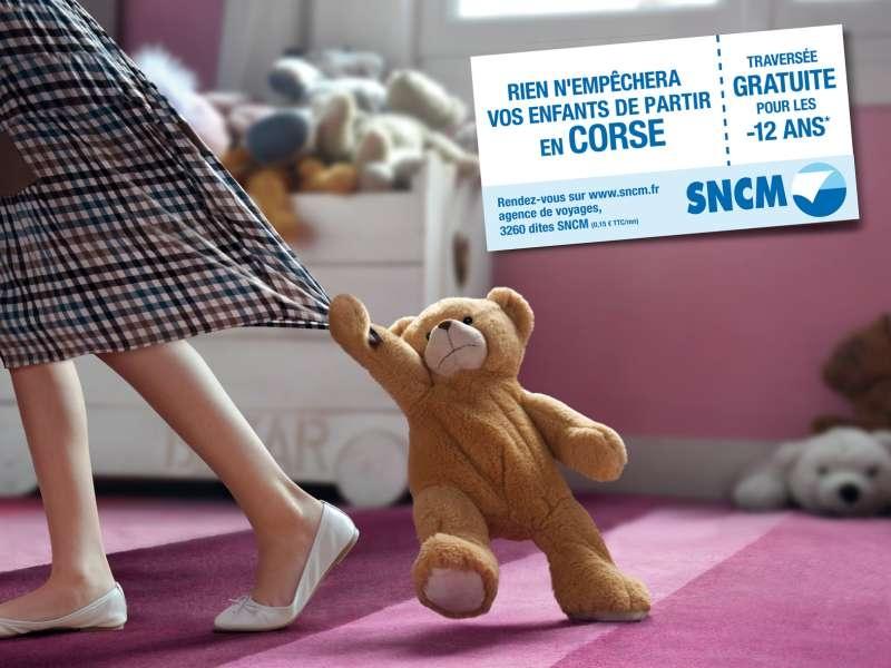 sncm-corse-compagnie-maritime-publicité-marketing-enfants-moins-12-ans-print-jouets-toy-story-agence-change-1