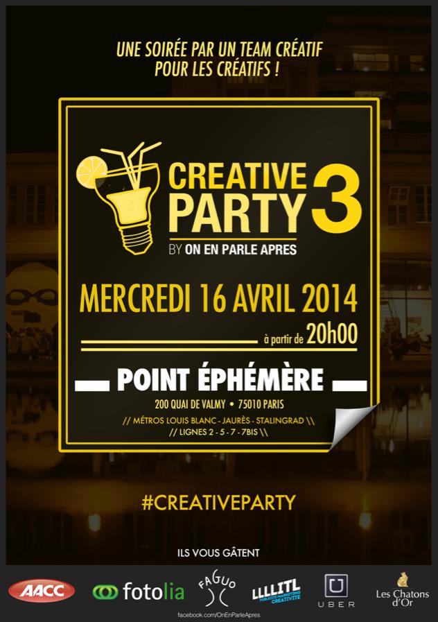creative-party-créatifs-publicité-team-créatif-on-en-parle-après-jeremy-froideval-olivier-forestier-16-avril-2014-point-ephemere-4