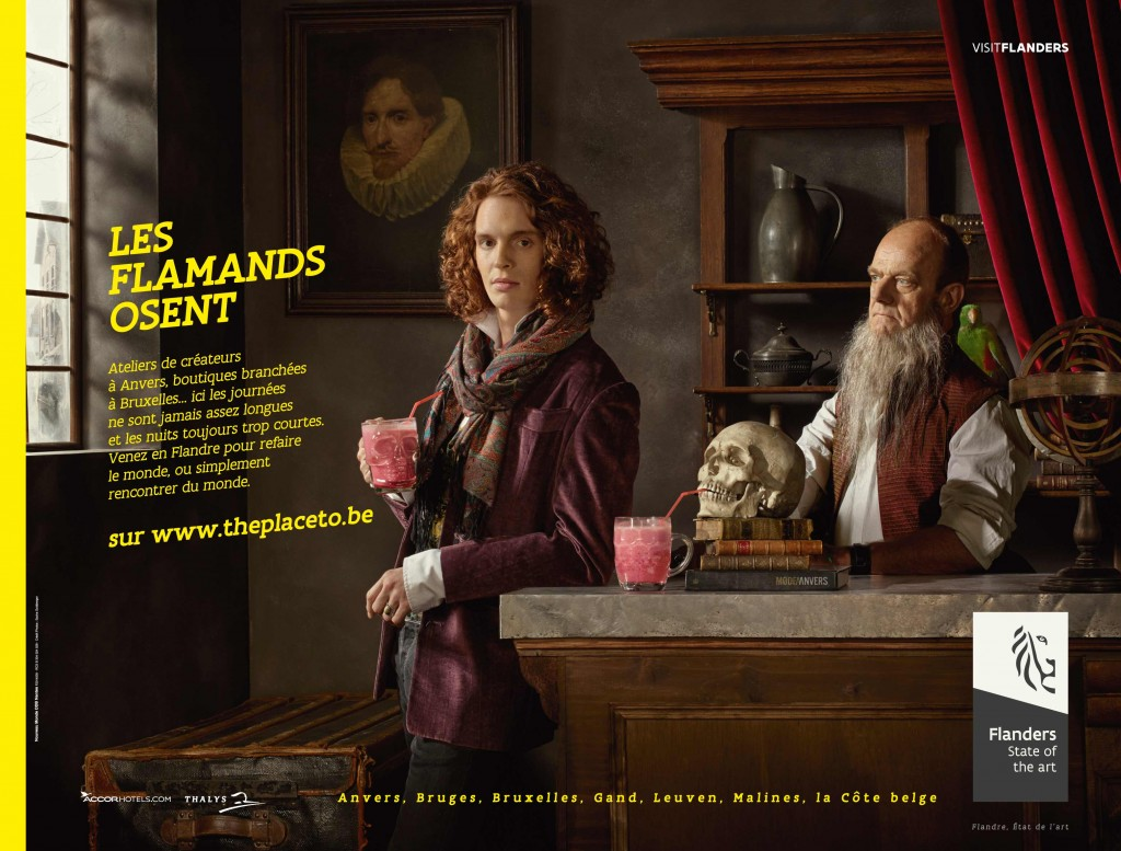 flandre-les-flamands-osent-belgique-campagne-publicité-marketing-tourisme-région-wallonie-the-place-to-be-agence-ddb-nantes-1