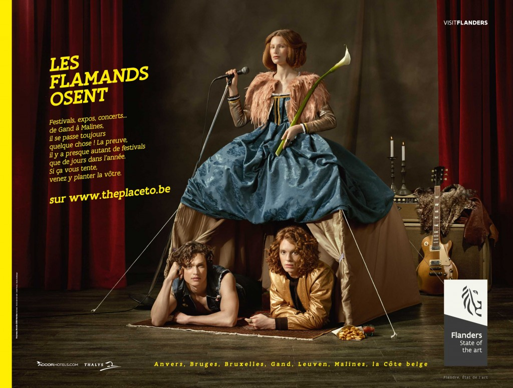 flandre-les-flamands-osent-belgique-campagne-publicité-marketing-tourisme-région-wallonie-the-place-to-be-agence-ddb-nantes-2