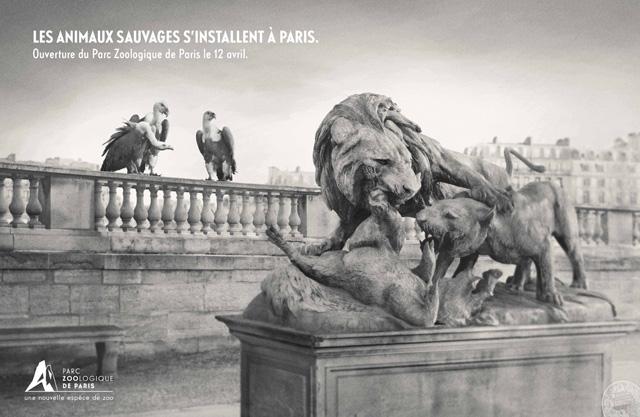 parc-zoologique-de-paris-zoo-vincennes-2014-ouverture-publicité-marketing-animaux-sauvages-agence-publicis-conseil-1