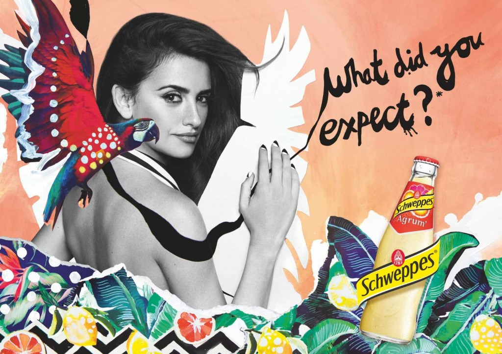 schweppes-penelope-cruz-publicité-marketing-ads-prints-what-did-you-expect-fred-farid-1