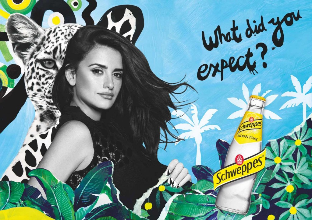 schweppes-penelope-cruz-publicité-marketing-ads-prints-what-did-you-expect-fred-farid-2