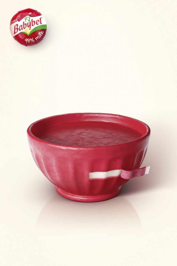 babybel-publicité-98-pourcent-lait-98-percent-milk-packaging-redwax-emballage-papier-caoutchouc-gomme-rouge-agence-yr-young-rubicam-paris-2