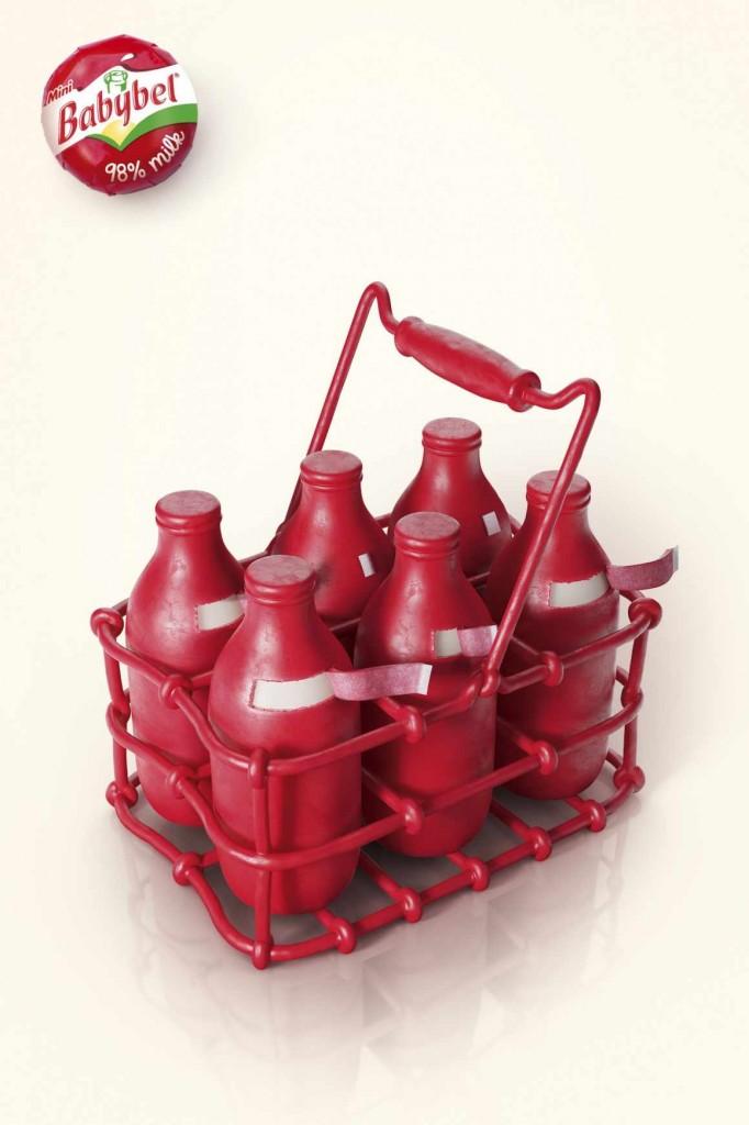 babybel-publicité-98-pourcent-lait-98-percent-milk-packaging-redwax-emballage-papier-caoutchouc-gomme-rouge-agence-yr-young-rubicam-paris-3