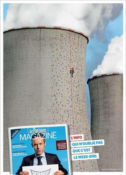 le-parisien-magazine-journal-publicité-marketing-informations-week-end-yann-barthes-couverture-agence-lowe-strateus-2