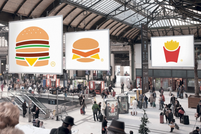 mcdonalds-publicité-marketing-affiches-pictogrammes-logos-art-paris-minimaliste-agence-tbwa-paris-2