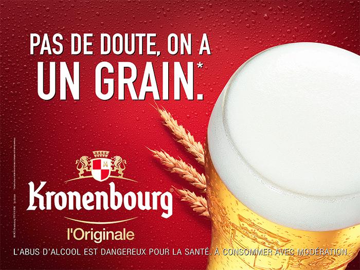 kronenbourg-publicité-marketing-marque-bière-france-gardez-votre-blé-au-frais-on-a-un-grain-savoir-l'ouvrir-agence-la-chose-2