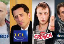 salaires-rémunérations-cachets-celebrites-stars-humoristes-francais-publicités-marketing-égéries-2