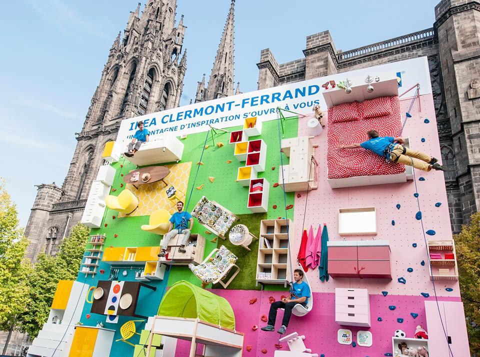 ikea-mur-escalade-climbing-wall-ouverture-magasin-clermont-ferrand-mobilier-décoration-agence-ubi-bene-1