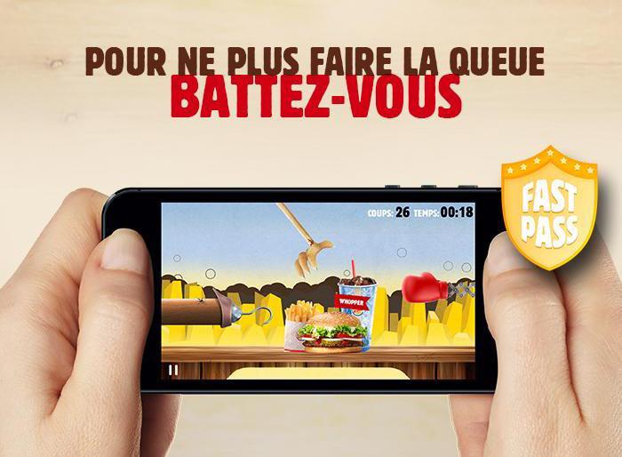 burger-king-france-application-mobile-jouer-jeu-pour-ne-pas-faire-la-queue-file-attente-fast-pass-fast-food-agence-buzzman-paris-1