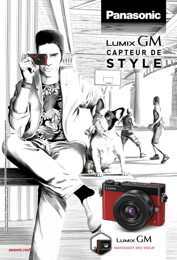 panasonic-lumix-gm-publicite-marketing-appareil-photo-capteur-de-style-dessin-mode-proximity-bbdo-5
