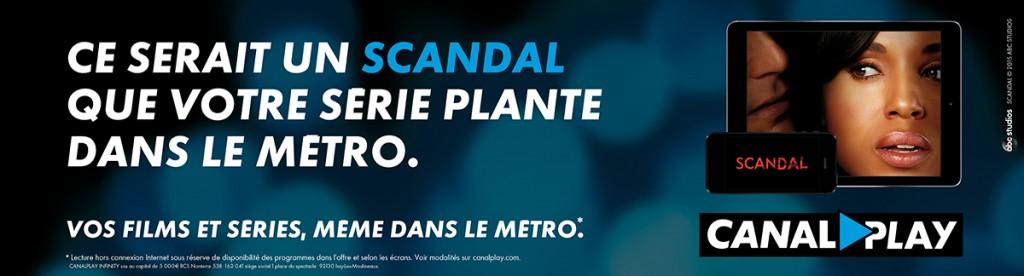 canalplay-publicite-marketing-metro-affiche-series-films-contextuel-agence-buzzman-scandal-mad-men-kill-bill-damages-1