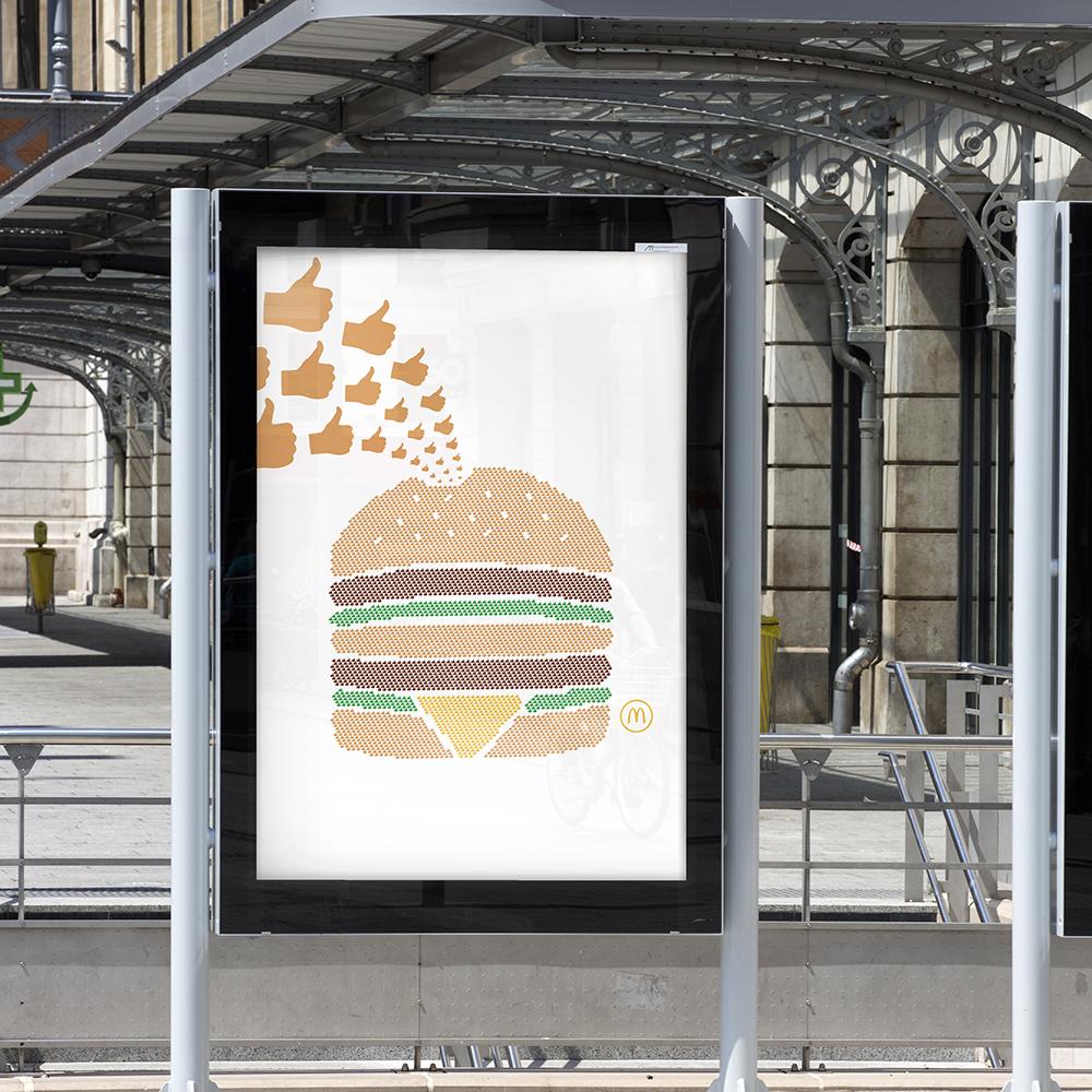 mcdonalds-publicité-marketing-affichage-print-pictogram-big-mac-happy-meal-frites-sundae-tbwa-paris-2