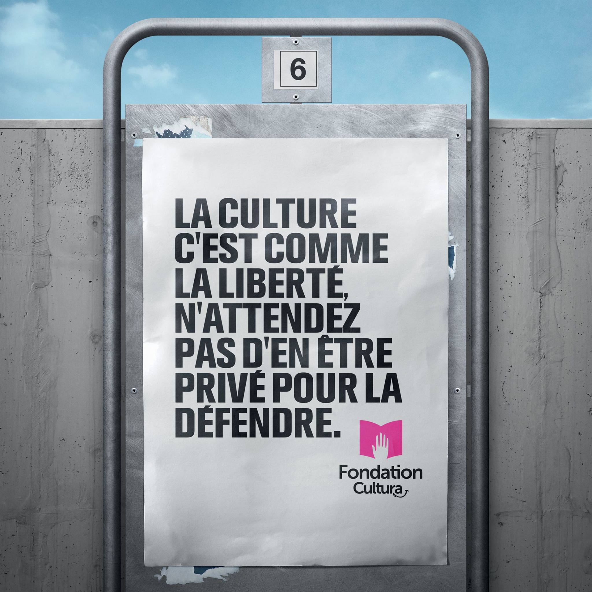 fondation-cultura-publicite-communication-affiche-la-culture-presidentielle-2017-candidats-agence-st-johns-2