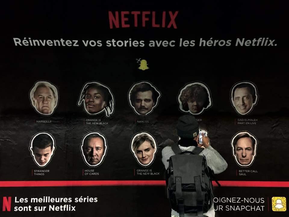 netflix-publicite-snapchat-stories-heros-agence-darewin-paris
