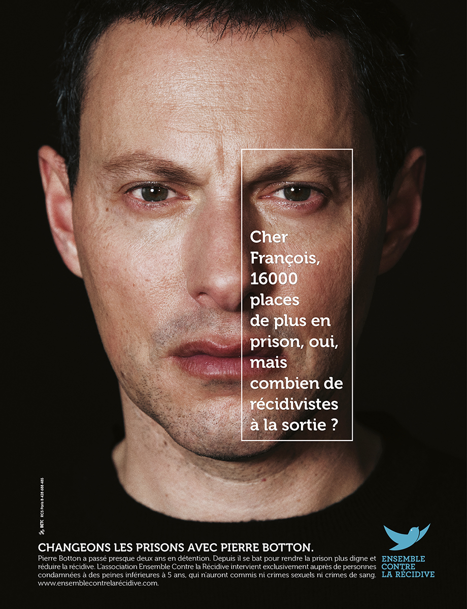 ensemble-contre-la-recidive-prisons-communication-publicite-2017-celebrites-artidit-baffie-pulvar-fogiel-domenech-solo-drucker-agence-betc-paris-2