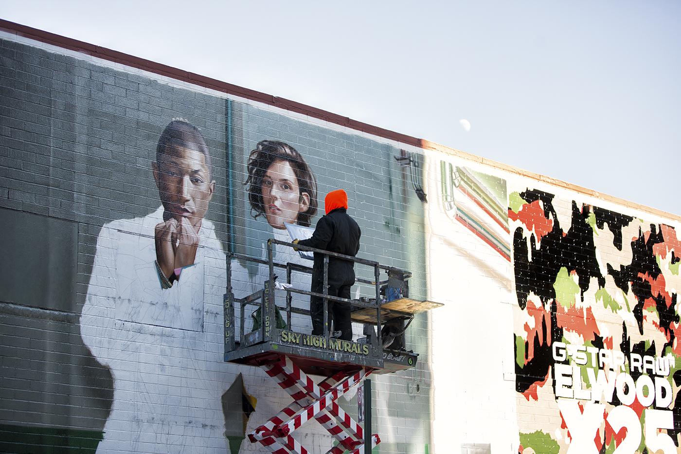 colossal-media-paint-ads-outdoor-advertising-billboard-nyc-new-york-brooklyn-g-star-pharrell-williams-1