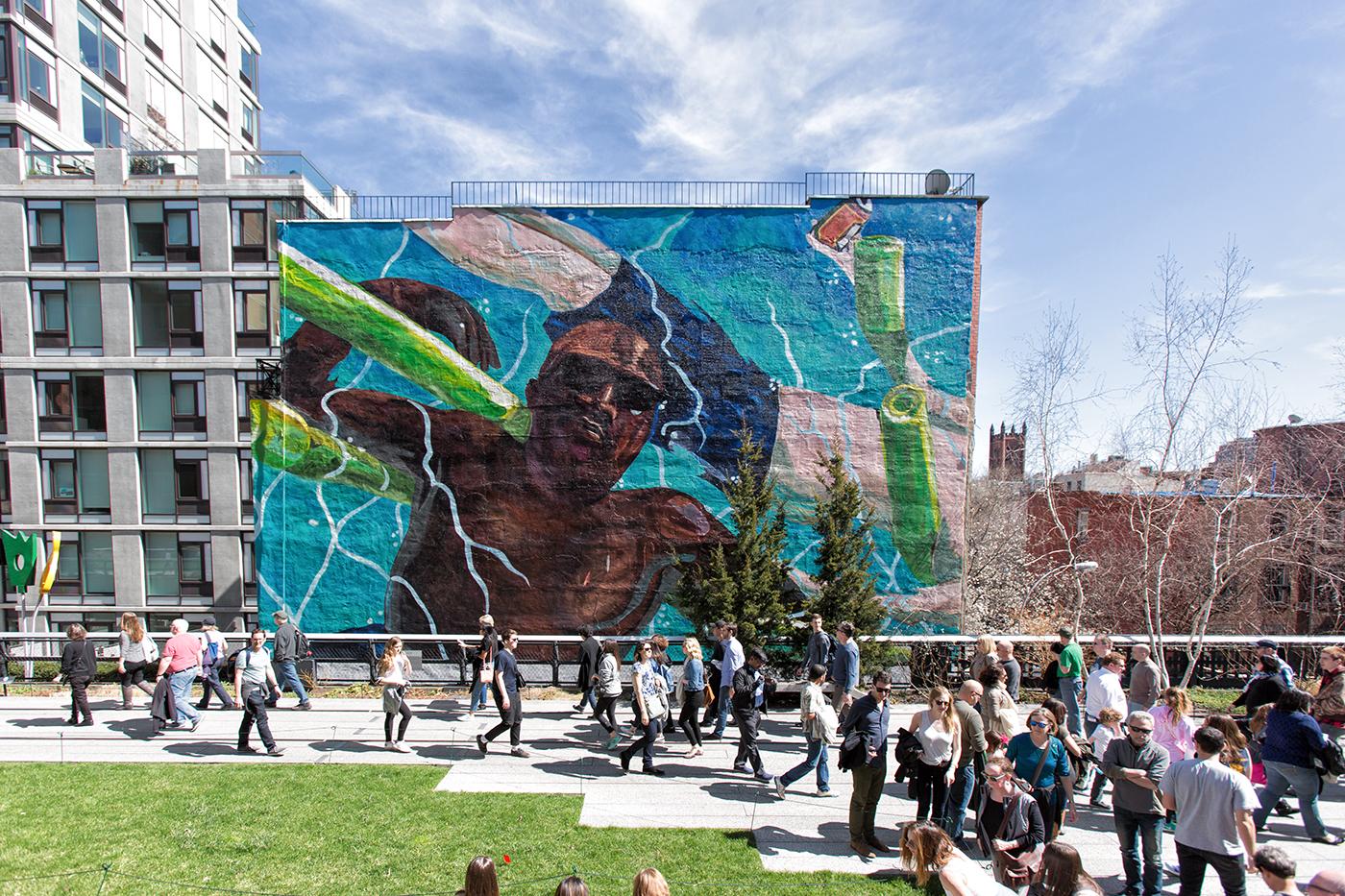 colossal-media-paint-ads-outdoor-advertising-billboard-nyc-new-york-highline-street-art