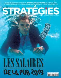 strategies-magazine-salaires-remunerations-2019-agences-publicite