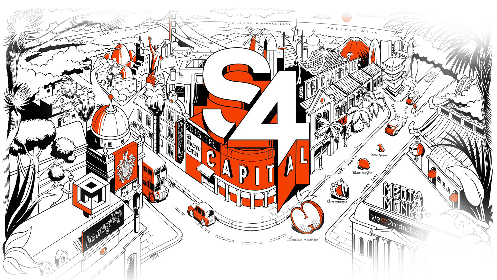 S4-Capital-mediamonks-logo-pattern-identity-photo-sir-martin-sorrell-trading-update